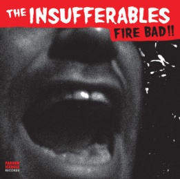 "Cover of ""Fire Bad!!"" by Fargen Icehole Records."